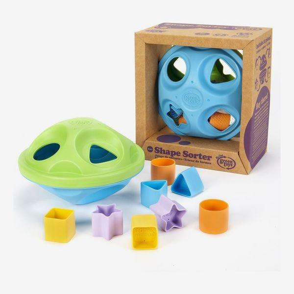ألعاب-الطفل-في-عمر-السنة-لعبة-تناسق-الأشكال