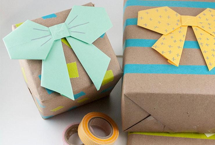 عطور مناسبة كهدايا لعيد الأم-فيونكة بالأوريجامي